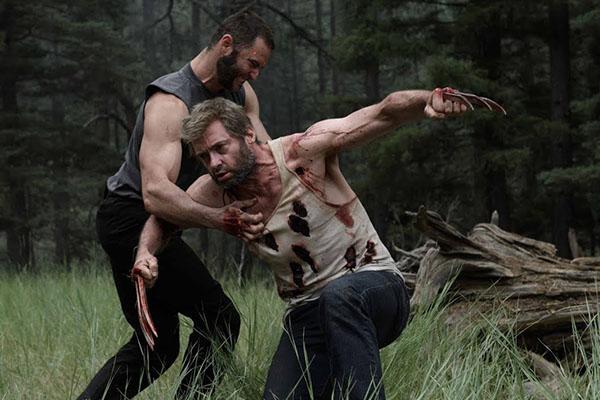 Logan fight
