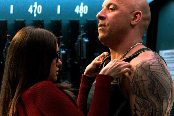 Return of Xander Cage xXx